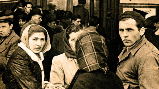 Immigration - 1953