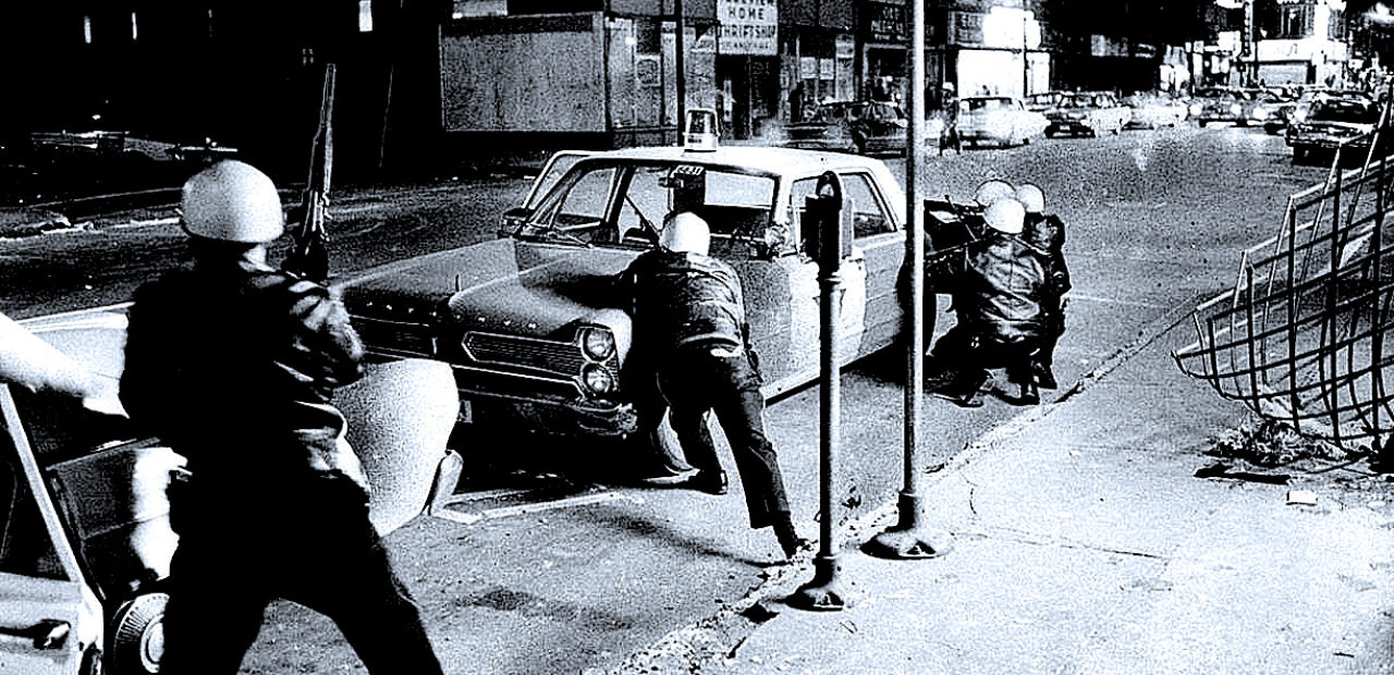 Chicago riots - 1966