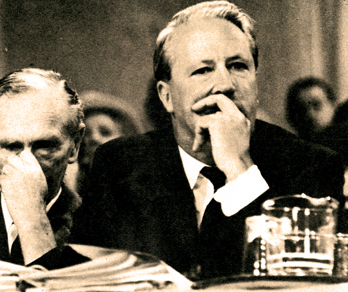 Edward Heath – Britain And The Common Market – 1966 – Past Daily Reference Room