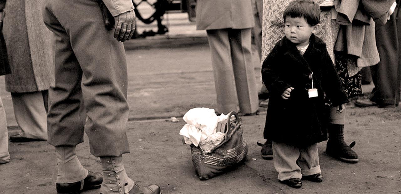 Japanese-American Internment - 1942