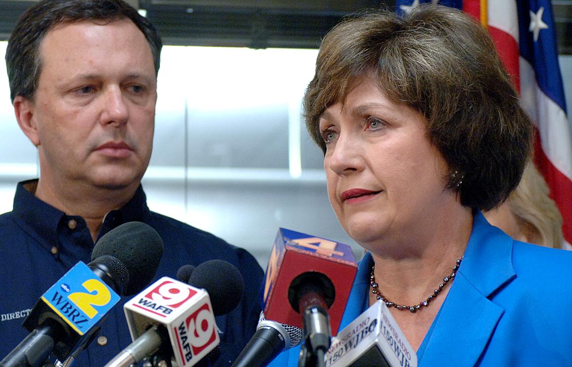 August 30, 2005 – A Governor Named Blanco – A Hurricane Named Katrina