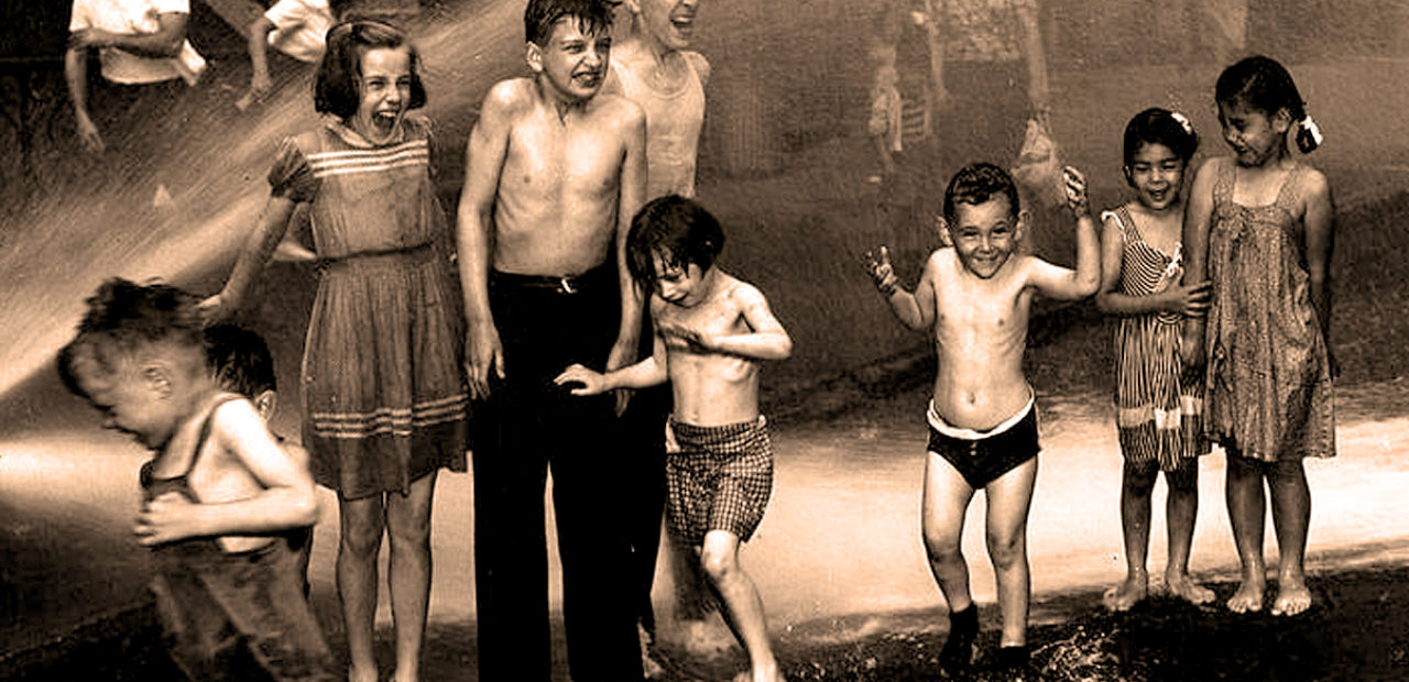 Summer in the City - 1945