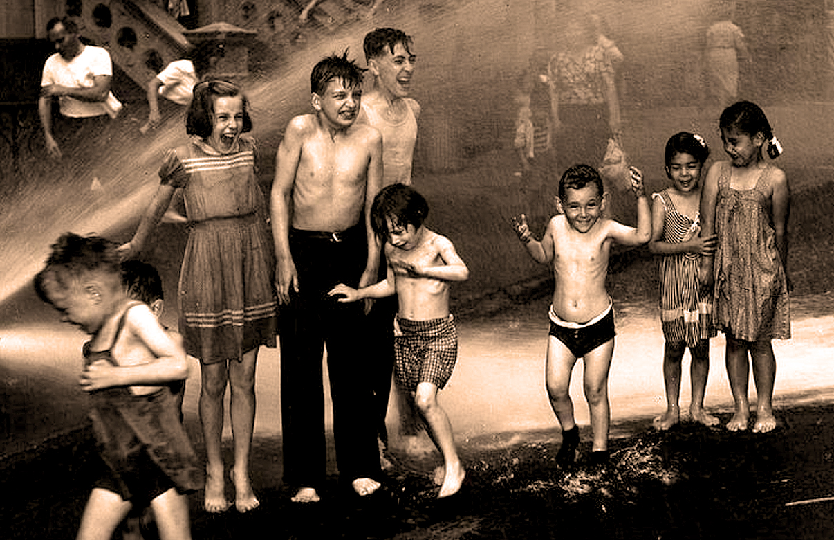 You're A Teenager – It's August 10, 1945 – You Live In New York – You Hear Rumors – You Also Hear The Fire Hydrant