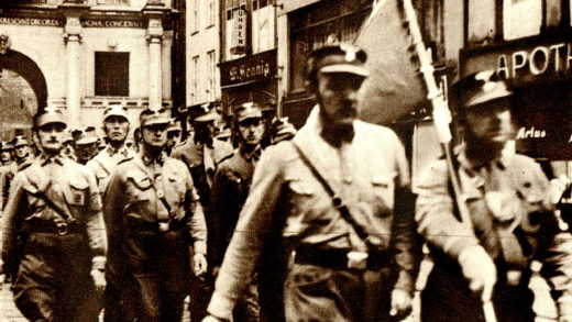 Danig Pro-Nazi demonstrations