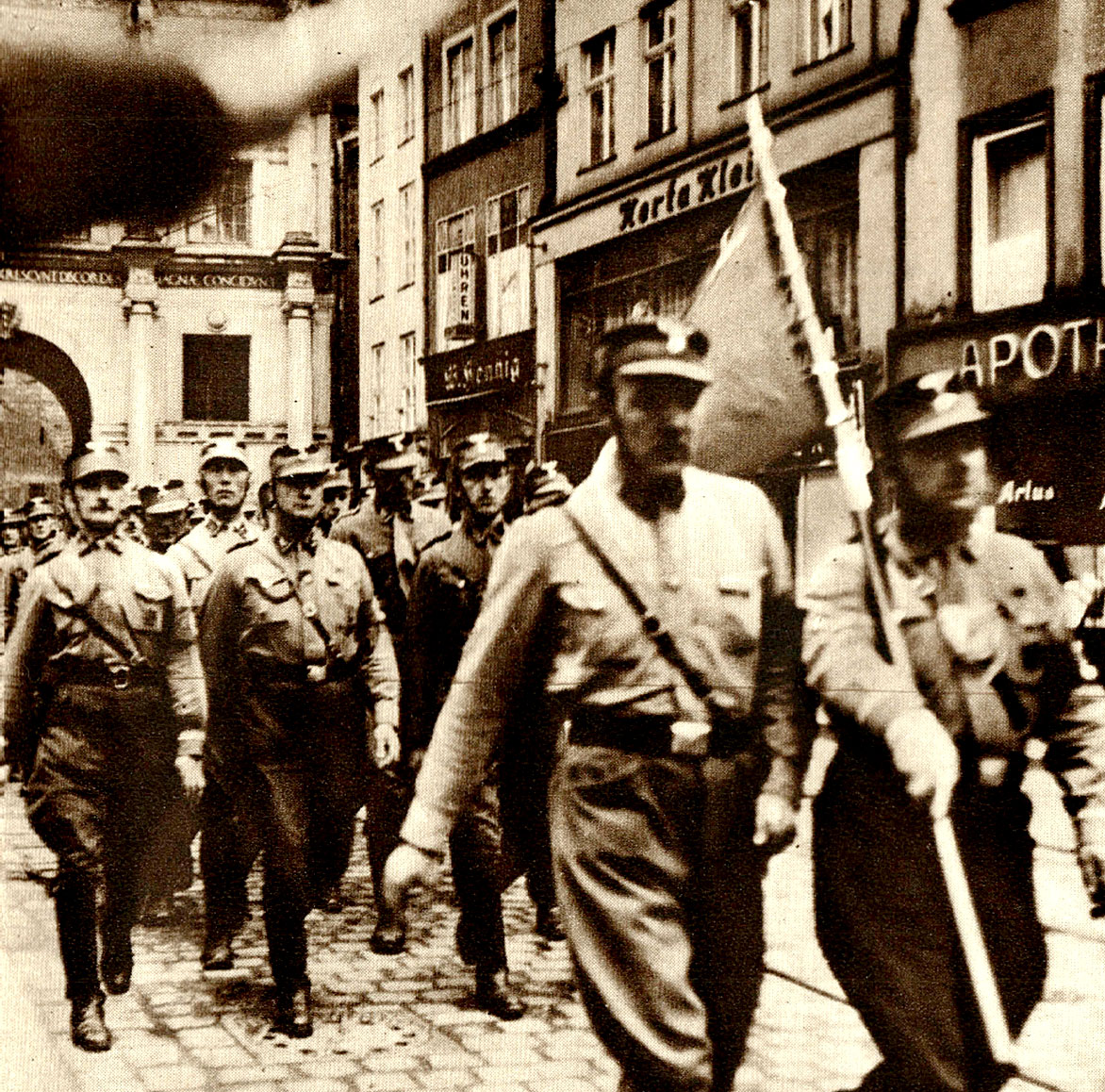 """August 2-6, 1939 – """"Danzig Was Always A German City"""" – Days Of Provocations And Provocateurs"""