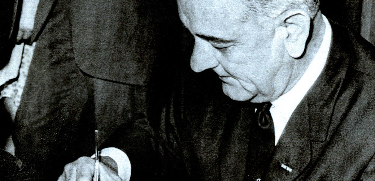 Lyndon Johnson - The Great Society