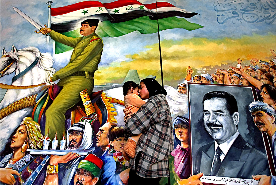 """September 21, 1990 – Saddam Hussein: """"Prepare For The Mother And Father Of All Battles""""."""
