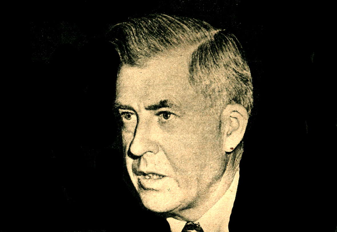 September 20, 1946 – Henry Wallace Resignation Address – Past Daily Reference Room