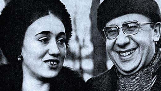 Viktoria Postnikova - Gennadi Rozhdestvensky