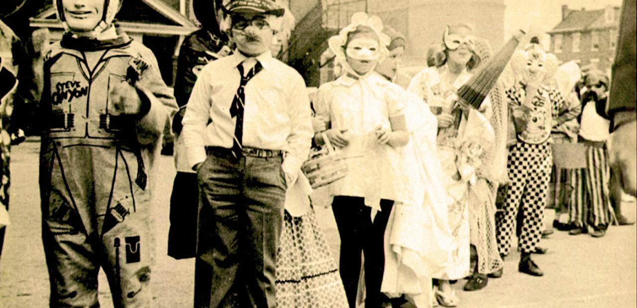 Life in Philadelphia - 1961