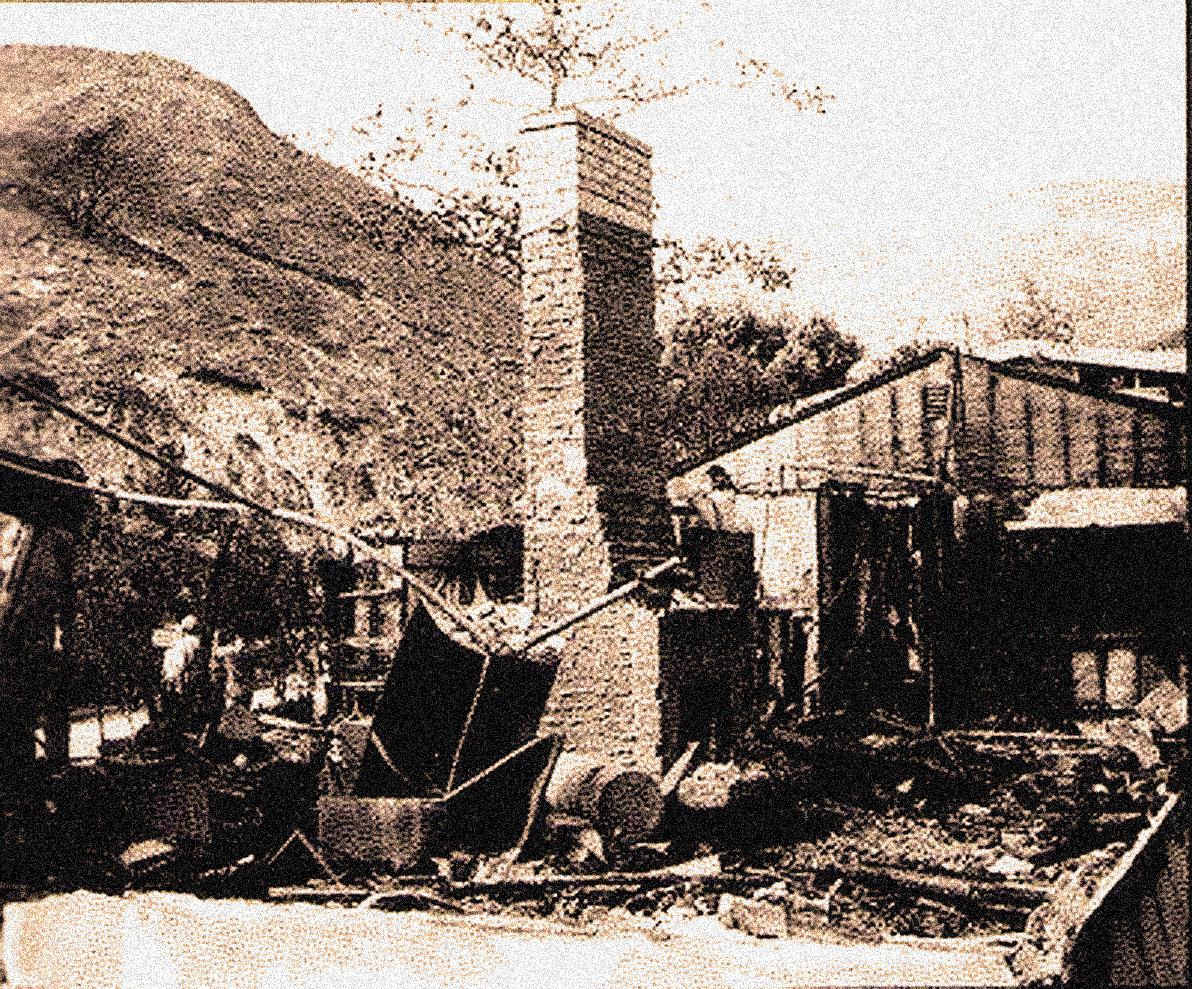 Malibu Fires - 1978