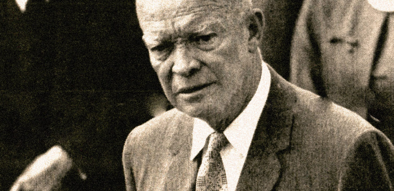 President Eisenhower - News Conference