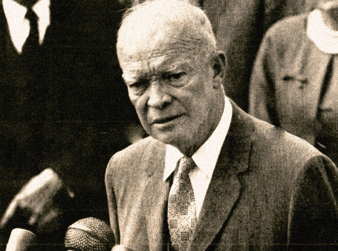 July 21, 1954 -President Eisenhower's News Conference – Past Daily Reference Room