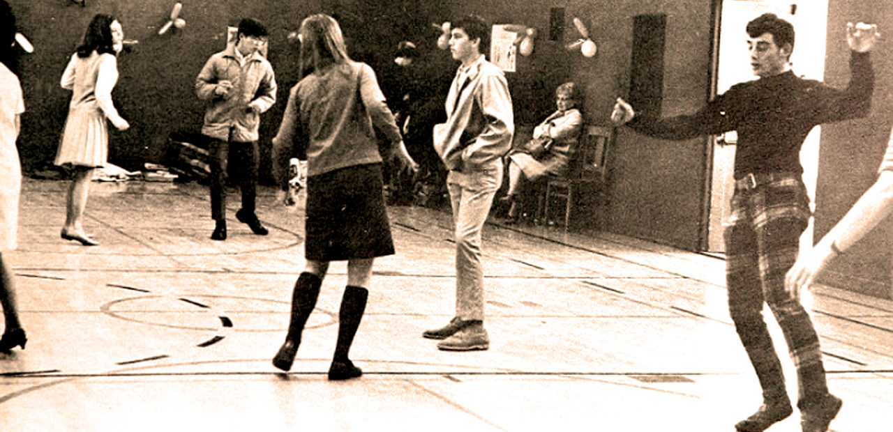 The High School Dance in 1967
