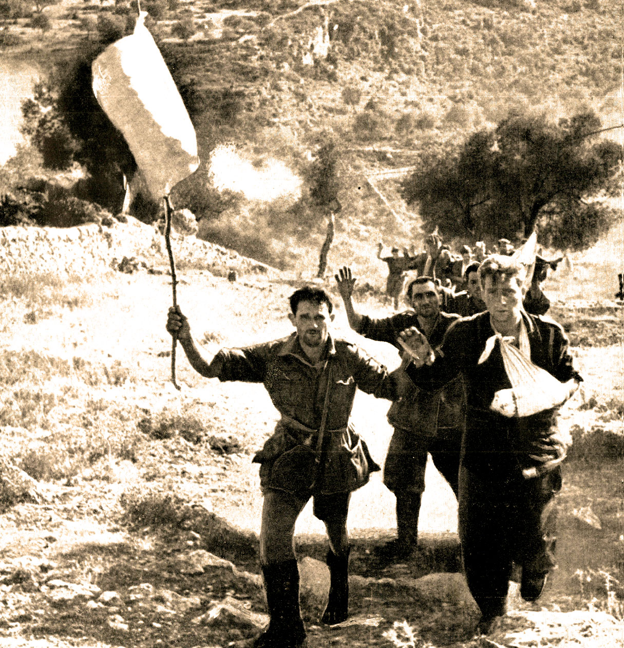 October 17, 1943 – The World At War – Changing Tides – Long Roads Back