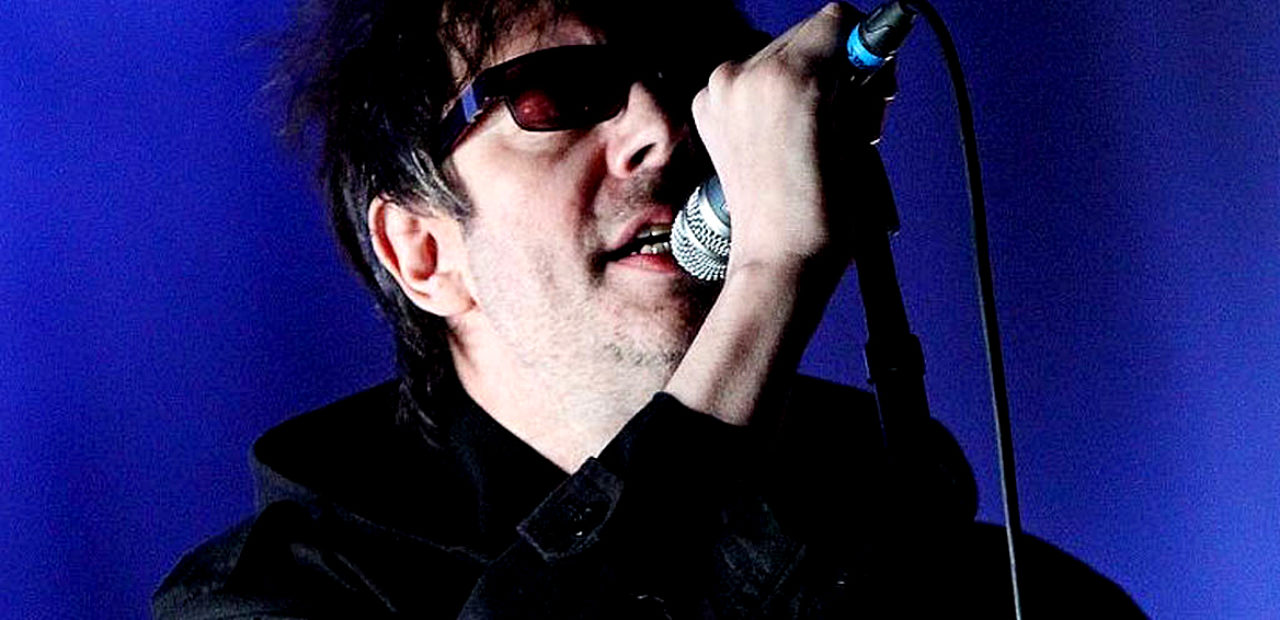 Ian McCulloch of Echo & The Bunnymen