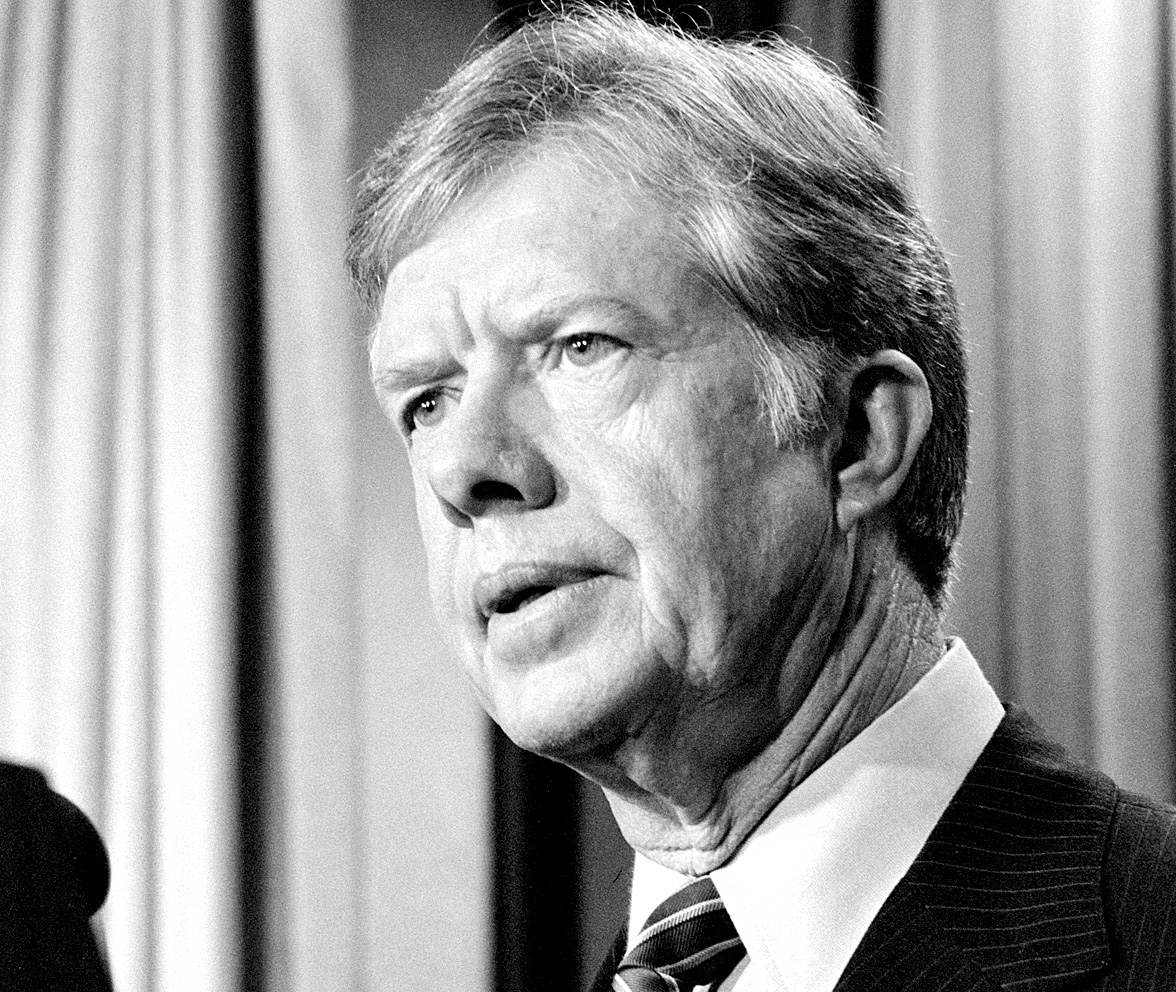A Jimmy Carter Press Conference – October 13, 1977 – Past Daily Reference Room