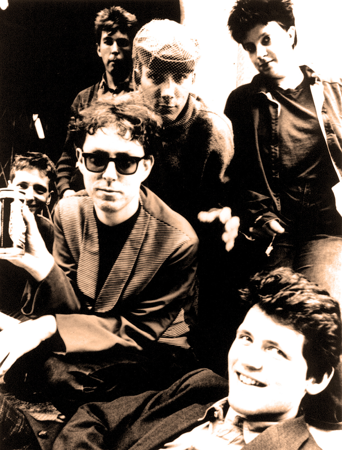 The Blue Aeroplanes – Live At Glastonbury 1992 – Past Daily Soundbooth