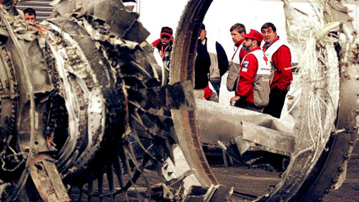 Egyptair Flight 990