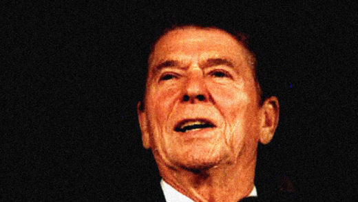 President Reagan - National Press Club