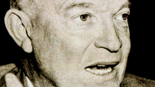 President Eisenhower - 1958