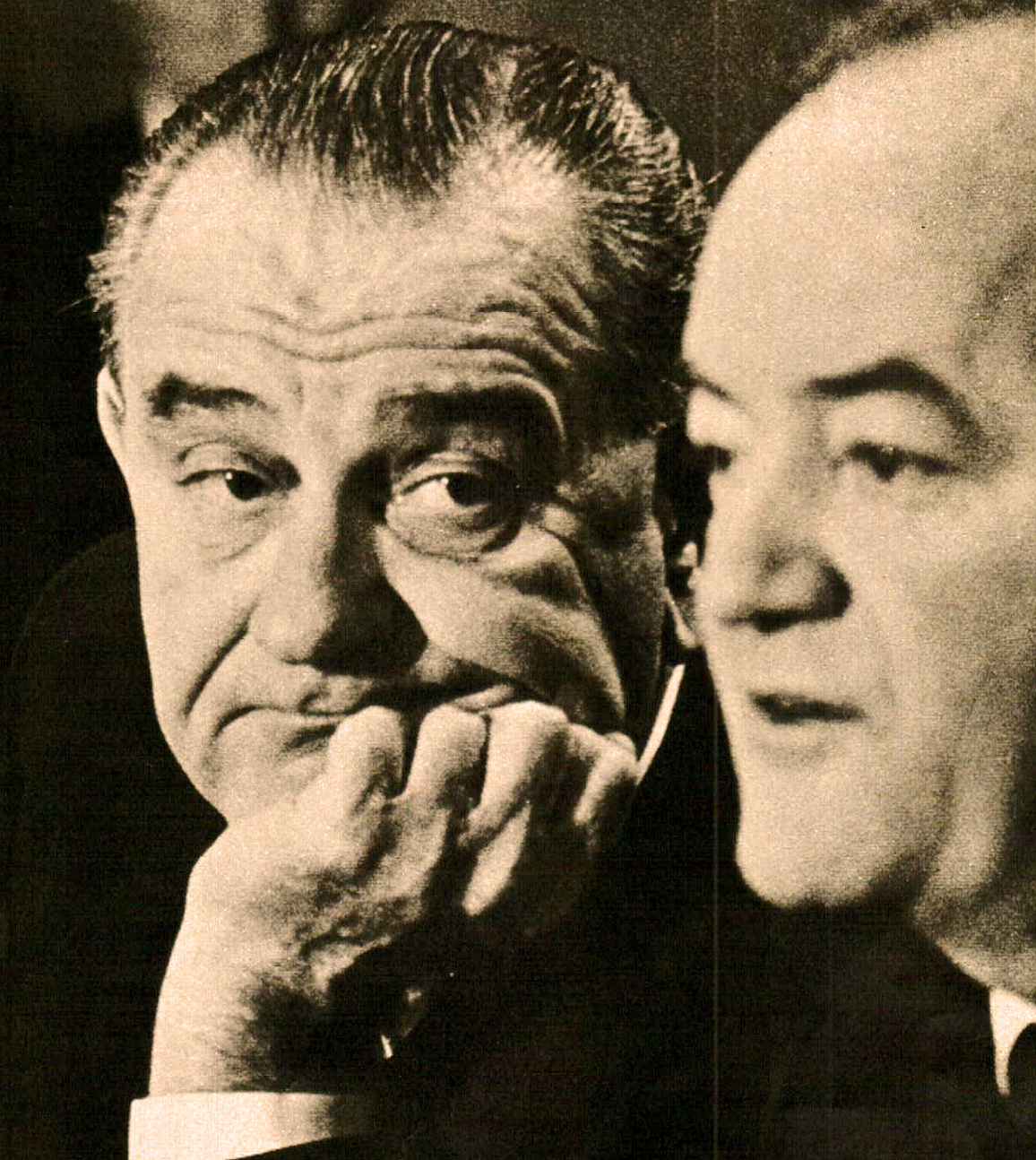 November 1, 1964 – Election  Around The Corner – The Pundits – The Tea Leaves – The Coin Toss