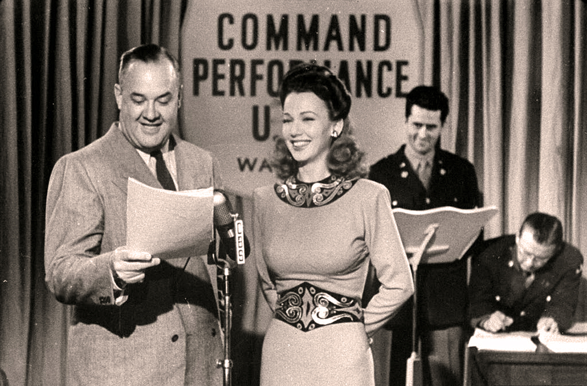 Command Performance - Armed Forces Radio