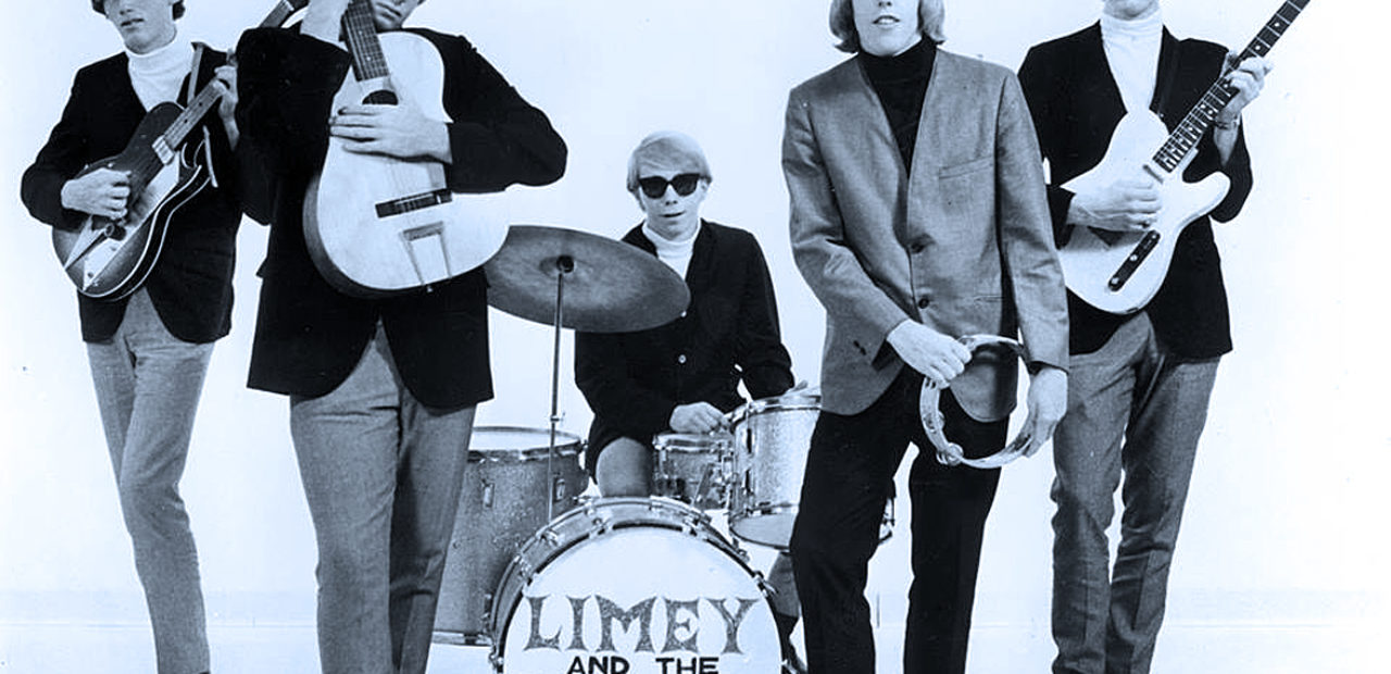 Limey & The Yanks - Demo Sessions