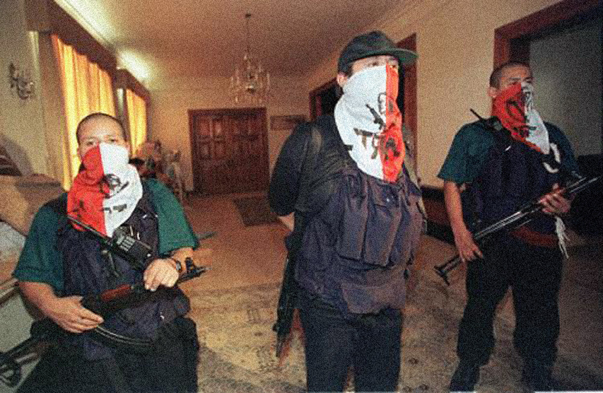 December 21, 1996 – Hostage Drama In Lima – Tupac Amaru Is Not The Name Of A Rapper – Marcello Mastroianni Comes Home