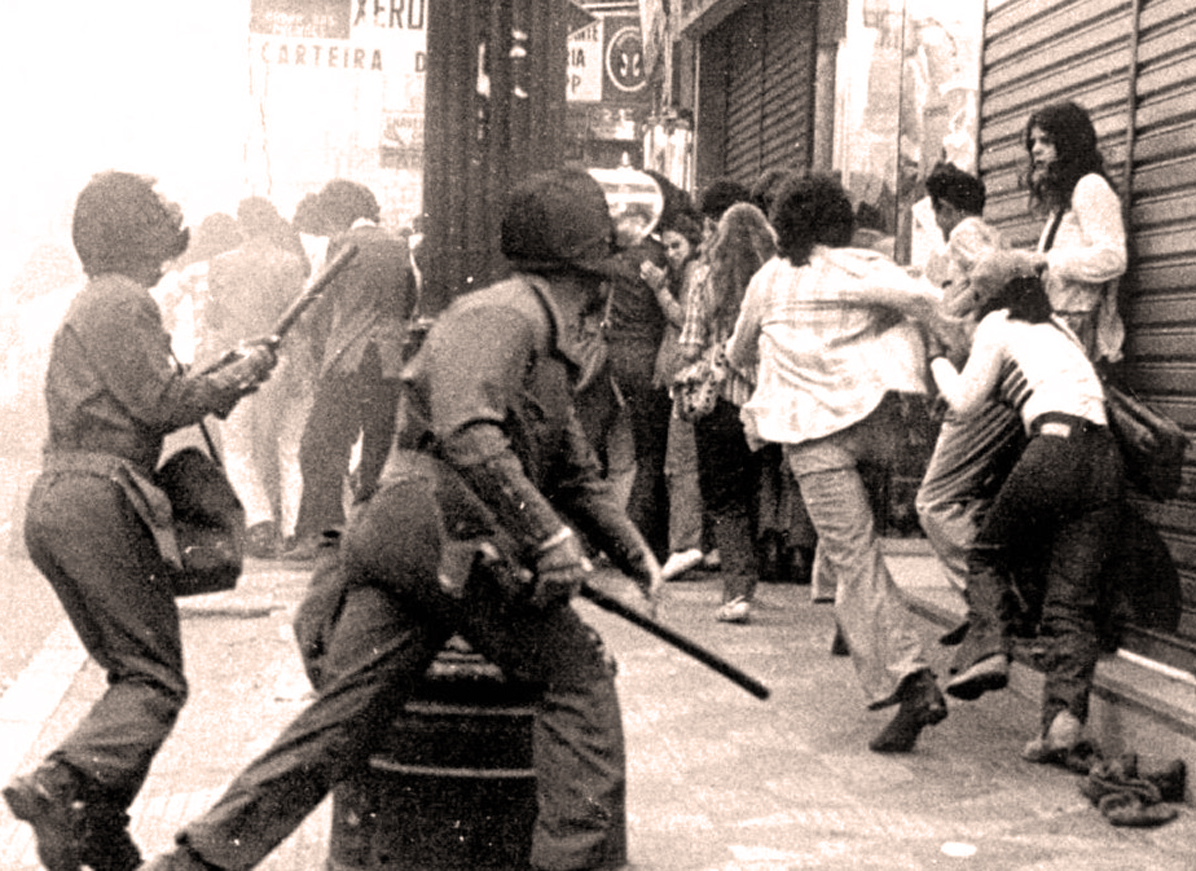 December 18, 1968 – Brazil: Land Of Instability – New York: Land Of Endless Strikes