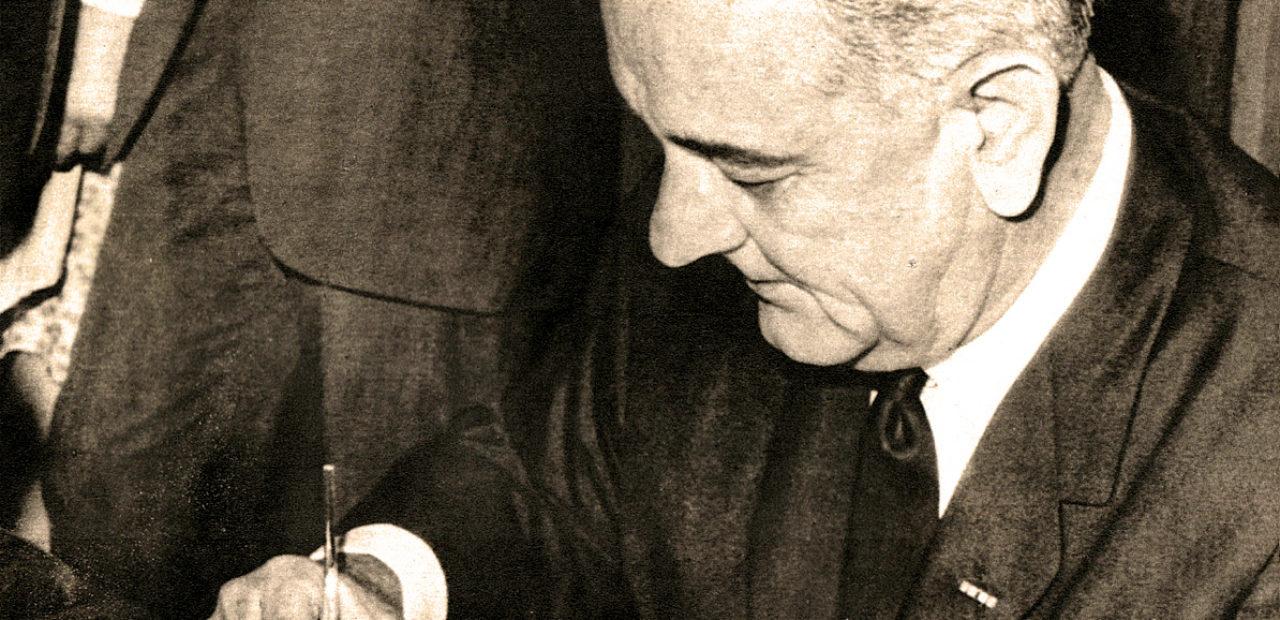 President Johnson - 1967