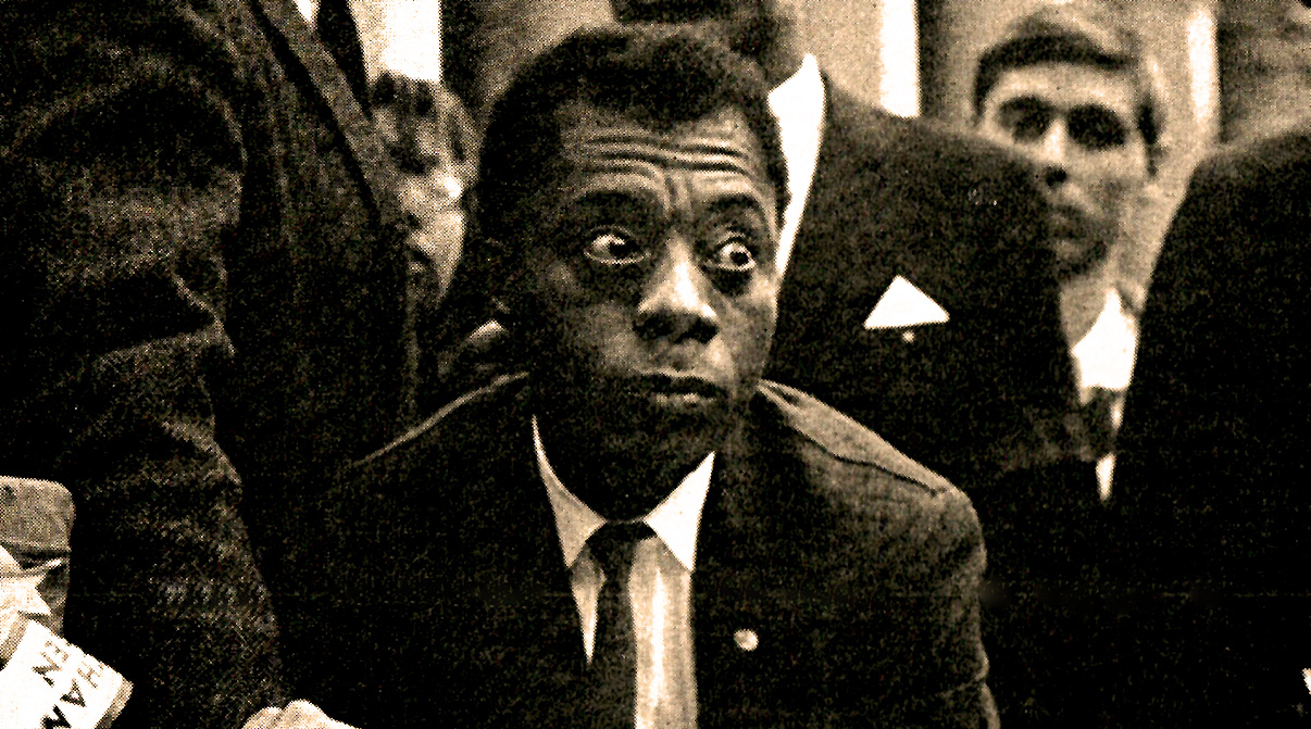A Word Or Two From James Baldwin – 1968 – Past Daily Weekend Gallimaufry