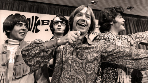 The Monkees - in concert at Budokan, Tokyo - October 4, 1968