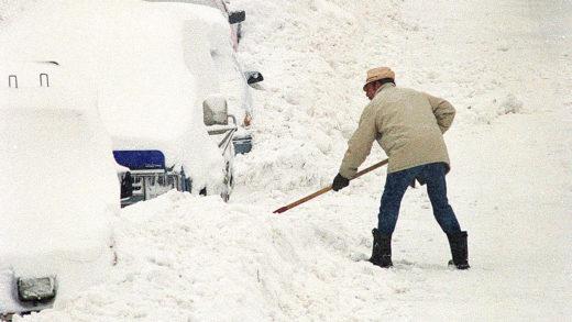 Frozen East - January 1998