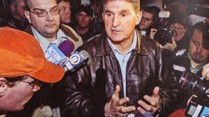 Sago Mine Disaster - West Virginia Governor Manchin