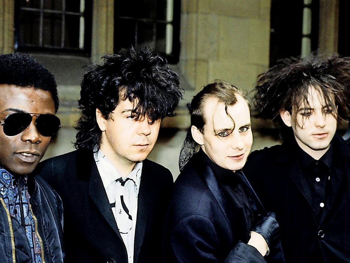 The Cure – Live At NEC, Birmingham – 1985 – Past Daily Soundbooth: Tribute Edition (RIP: Andy Anderson)