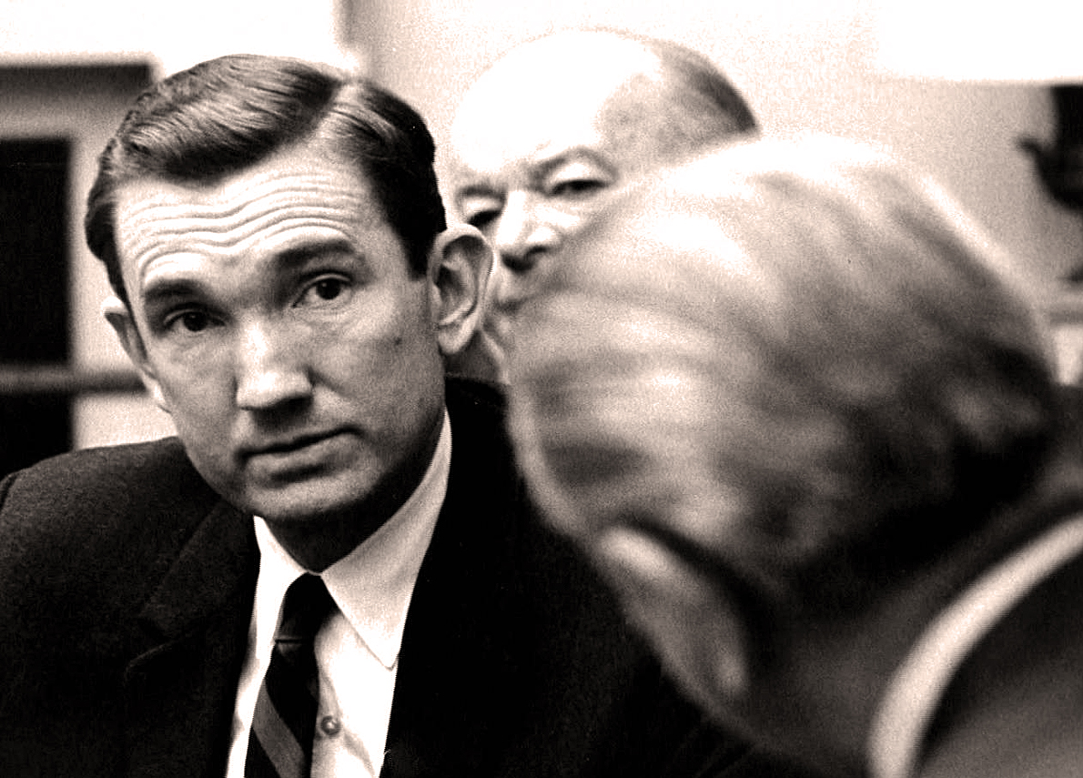 Attorney General Ramsey Clark And The Warren Commission – 1967 – Past Daily Reference Room