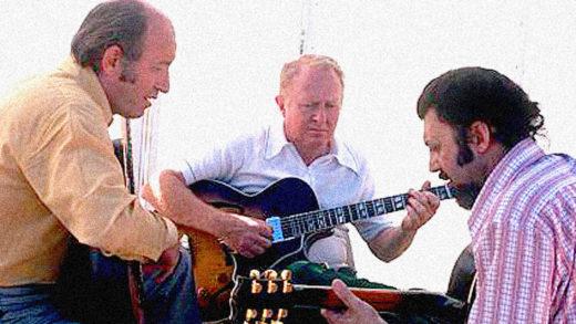 Herb Elllis, Charlie Byrd, Barney Kessel