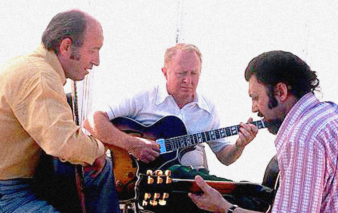 Barney Kessel, Herb Ellis, Charlie Byrd – Live In Berlin – 1981 – Past Daily Downbeat