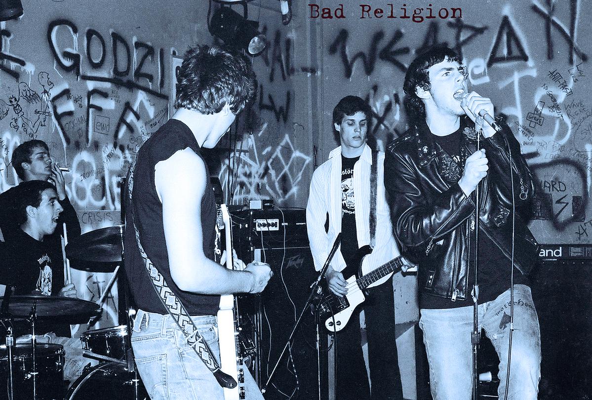 Bad Religion - Peel session 1993