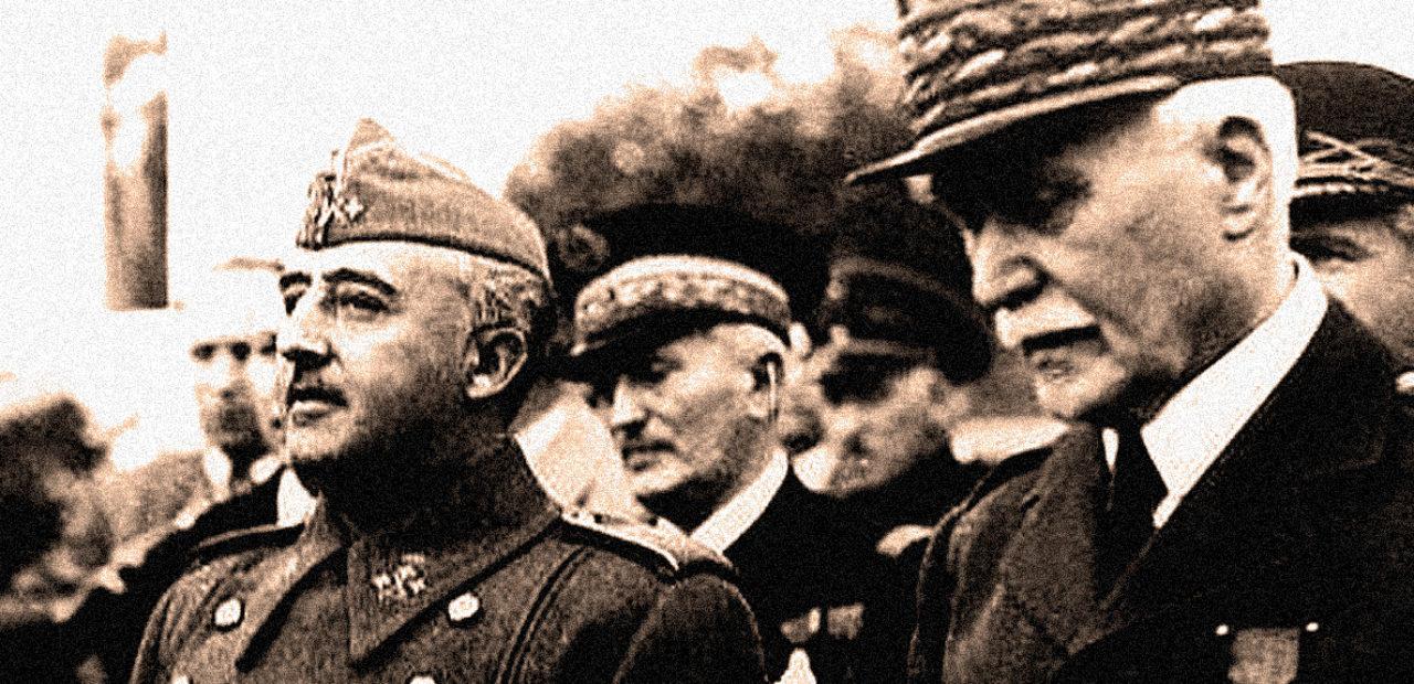 Franco-Petain Summit - 1941