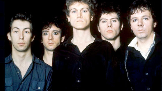 Ultravox - live in Boston - 1979