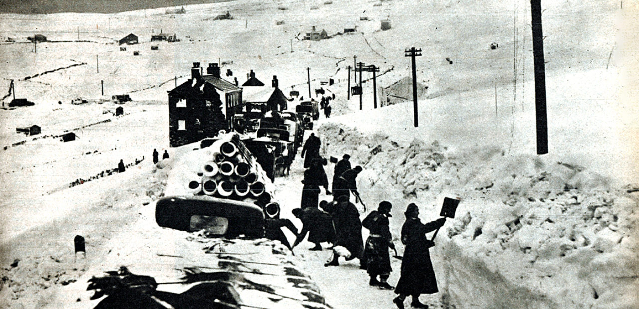 The Freeze of 1947