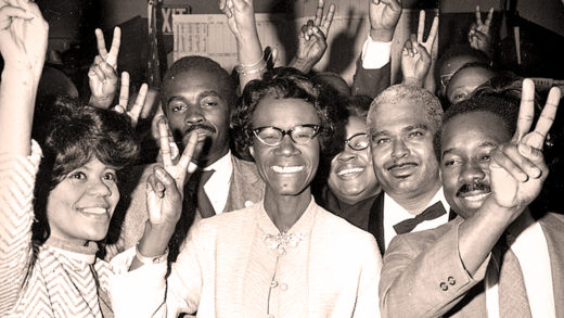 Shirley Chisholm - the 92nd Congress was going to be different.