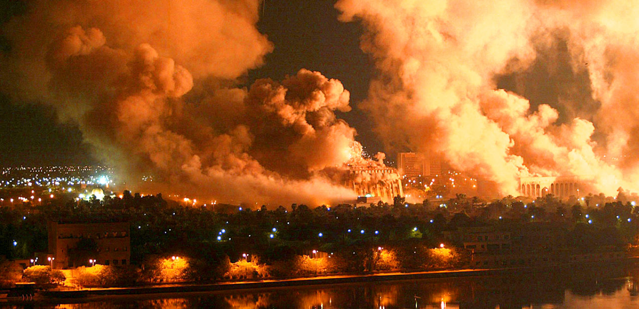 Baghdad - March 20, 2003