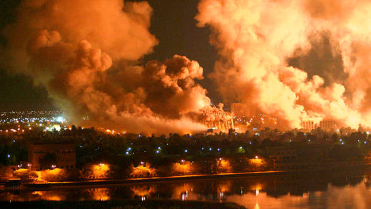 Baghdad - March 20, 2003