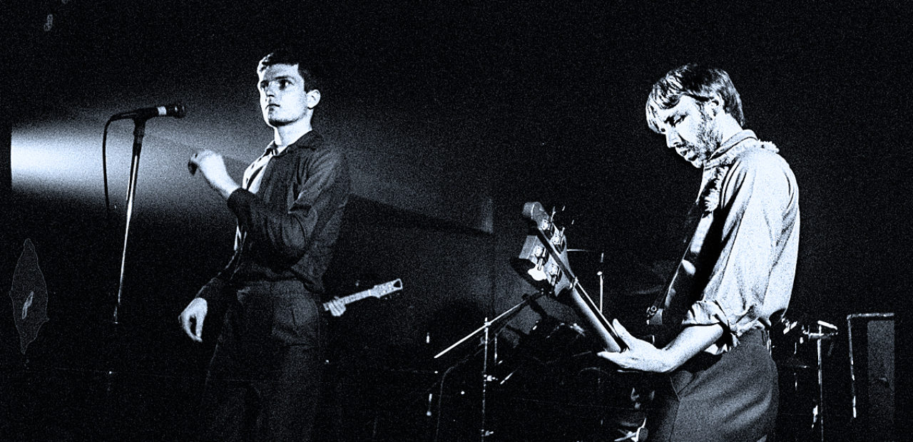 Joy Division in concert from Amsterdam