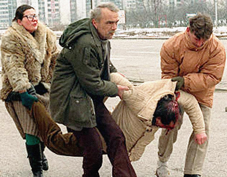 Bosnia - March 8, 1993