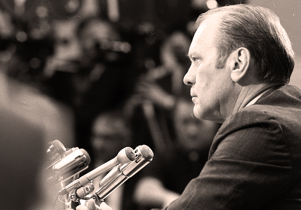 March 6,1975 – The Situation In Cambodia – Pres. Ford's Press Conference –