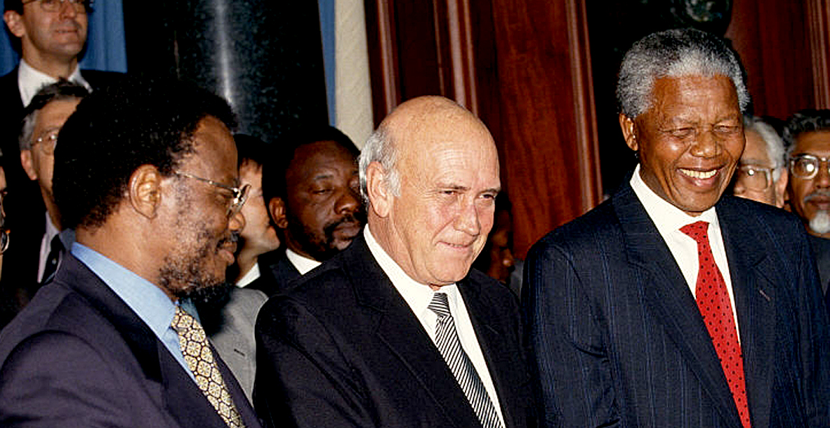 April 18, 1994 – South Africa Elections: Inkatha Comes To The Table – Considering Options In Bosnia – Israel Targets Hamas